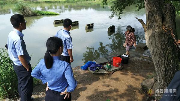 县环保局将针对破坏饮用水水源保护区水质行为予以曝光