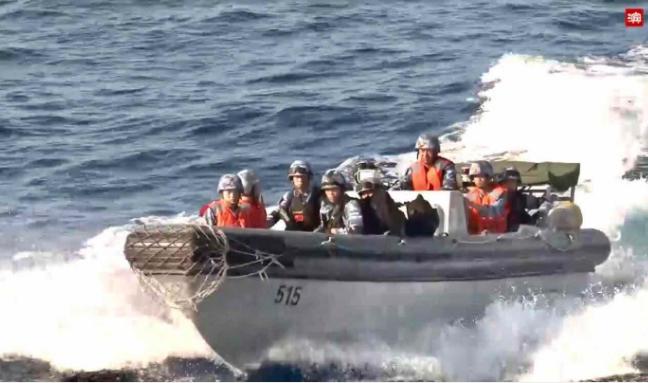 现实版《红海行动》 温州小伙率特战分队护航亚丁湾