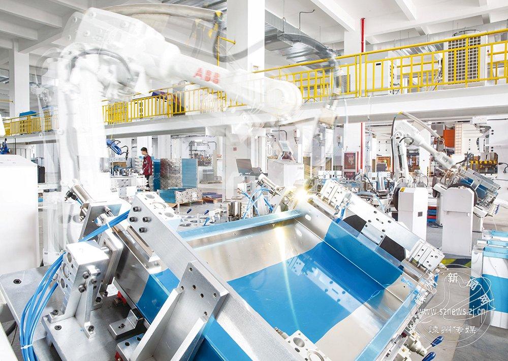亿田智能工厂提升效率
