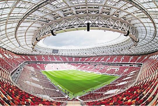 俄罗斯世界杯今晚揭幕