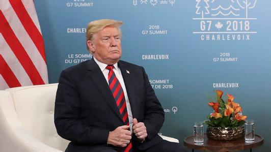 特朗普说俄罗斯参加G7峰会