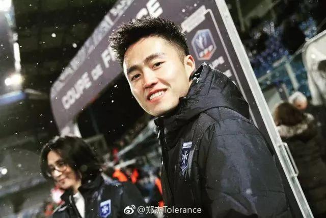 认识这个江山籍前U17国足队长吗?他在法乙的体能教练竟和西塞是同一位!