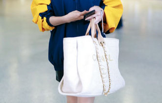 帆布包:谁说实用和外貌不能两全