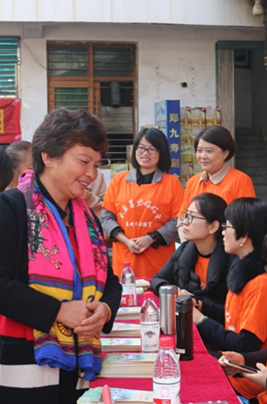 温州市巾帼维权志愿者律师团队