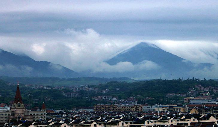 【行行摄摄】雨后山城