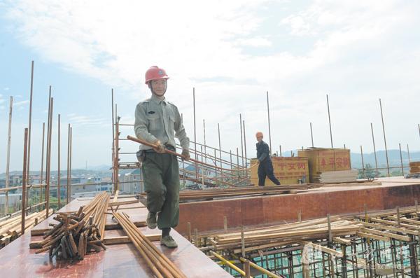 开发区小学快建设