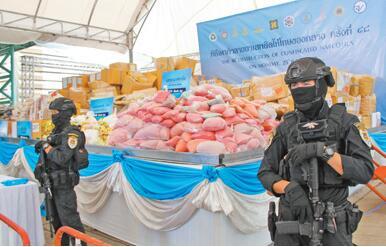 湄公河流域国家深化禁毒合作