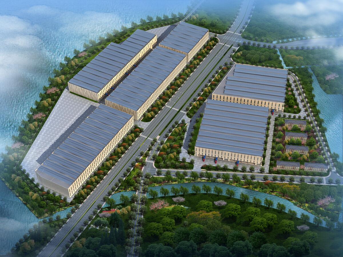 阮聪颖督查联系老旧工业点改造提升和小微企业园建设工作
