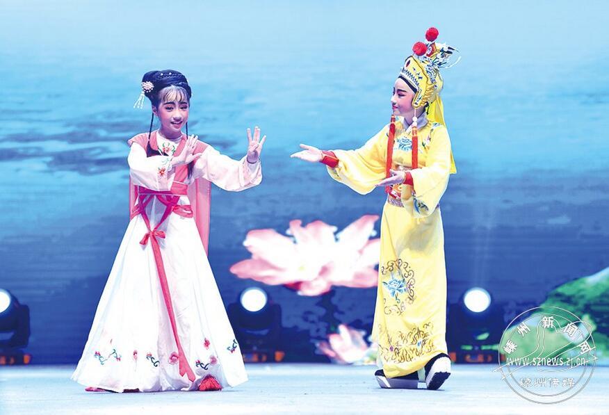 第二十二届中国少儿戏曲小梅花荟萃活动7月12日起在嵊举行