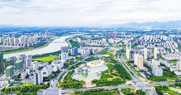 金东新区展宏图