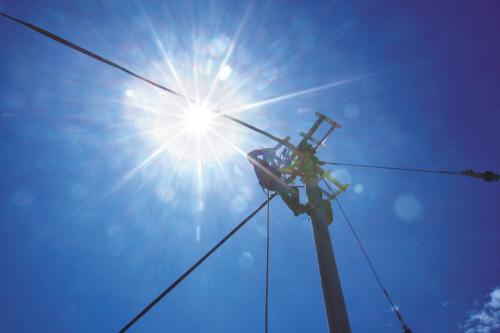 战高温 保供电