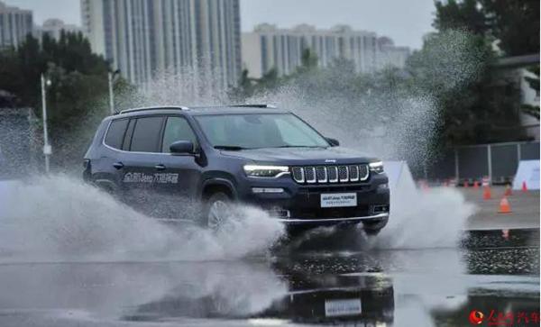 Jeep收获四十万车主