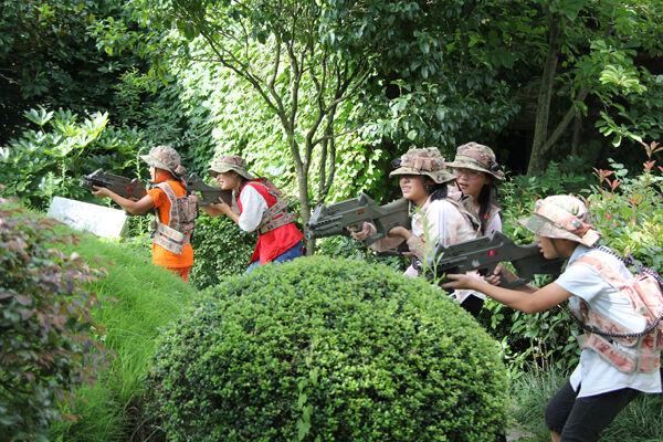 玉城:小候鸟暑期夏令营活动内容丰富多彩