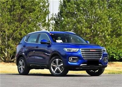 SUV半年销量TOP10丨国产占7席,合资只有这3款入围