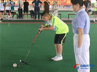 城东小学门球队获省青少年门球锦标赛第二名 将代表浙江参加全国比赛