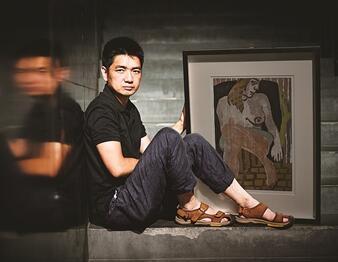 魏惠东:以艺术寻找精神的归园