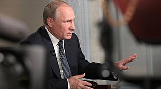 普京接受美国福克斯新闻独家专访