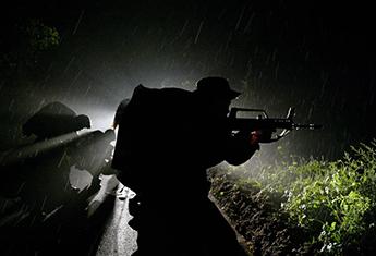 """陆军""""侦察奇兵-2018""""比武竞赛圆满结束"""