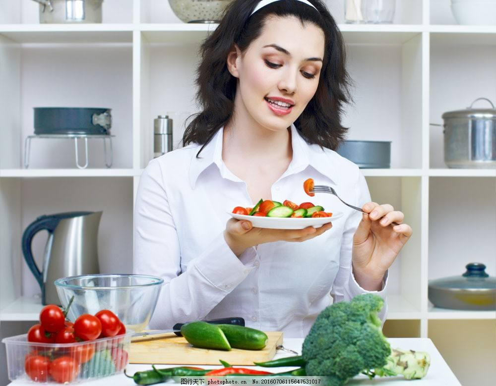 每顿少吃一点,身体更年轻