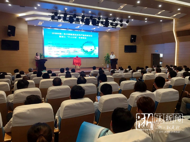 80多名新能源领域专家齐聚长兴 共谋产业发展