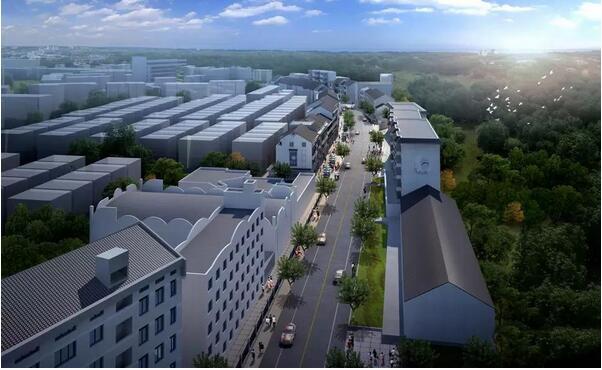 北直街提升改造工程即将开工