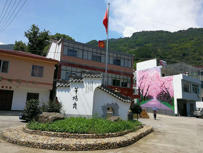 多家省级媒体到北漳镇董坞岗村等地进行采风活动。