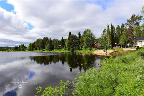 芬兰 北极圈永不落的夏日激情