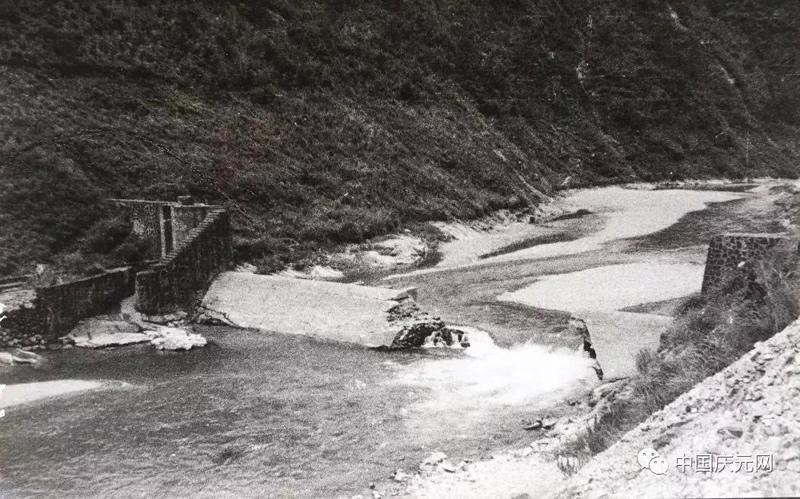 兰溪桥水库之初建