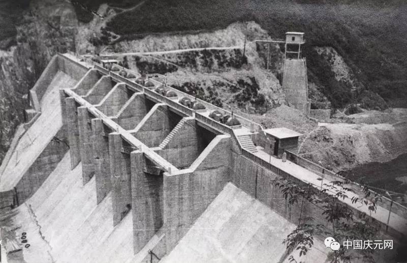 兰溪桥水库之迁建