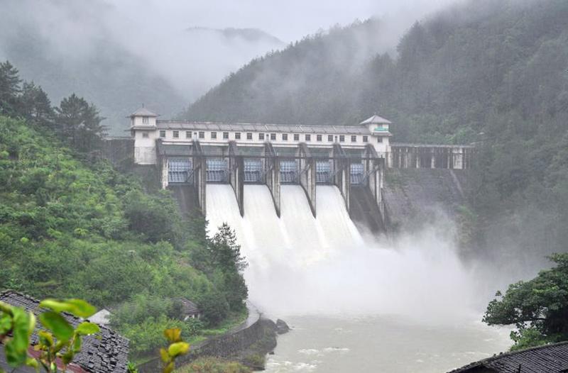 兰溪桥水库之修建