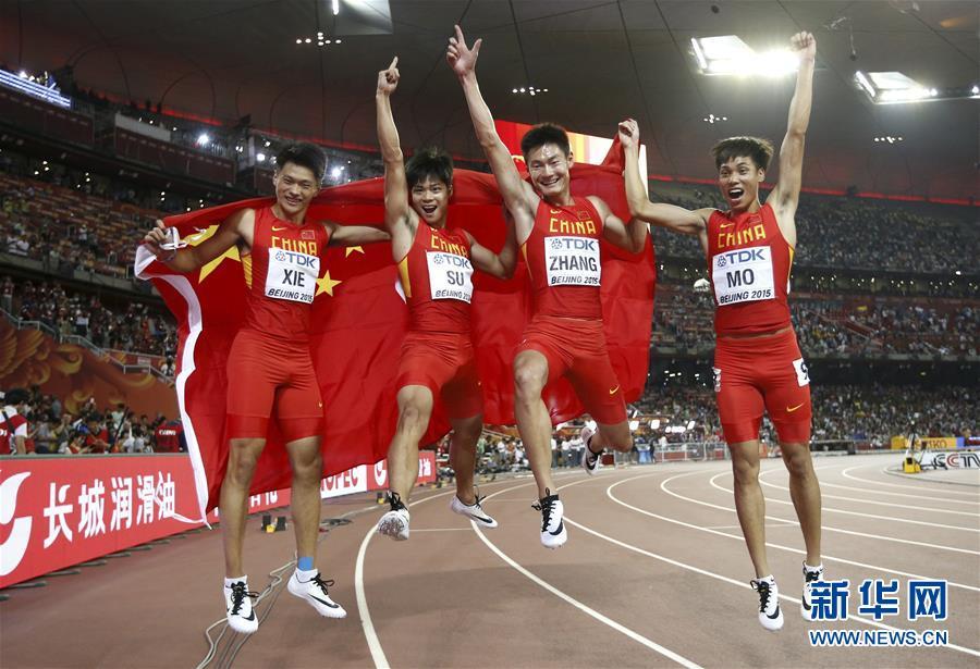 奥运回响――北京奥运十年间