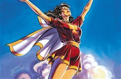 """华纳与DC未来主打超级""""娘子军"""""""