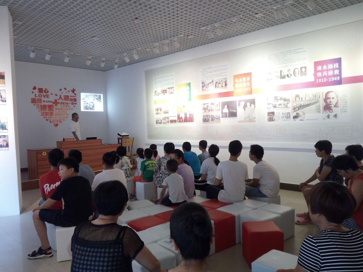 仙岩镇开展学生暑期救护知识培训