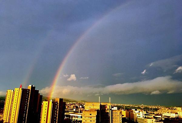 【行行摄摄】双彩虹