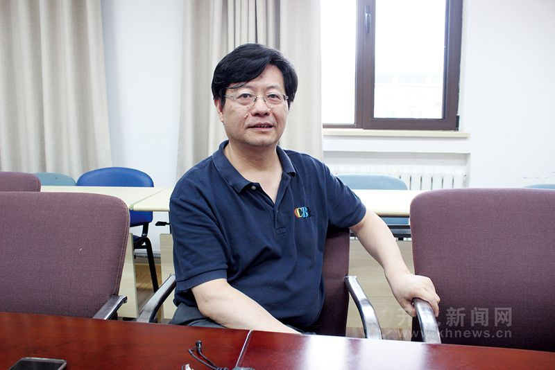 杜小勇:为国家信息产业发展?#27605;?#21147;量