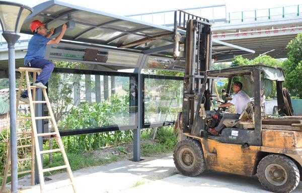 龙溪也将有公共自行车了