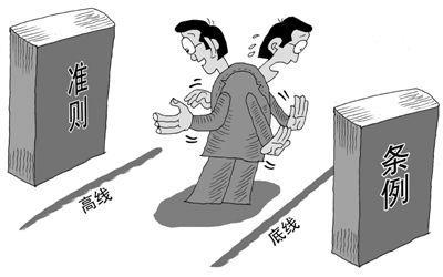 中共时隔近三年再修党纪条例