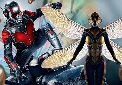 《蚁人2:黄蜂女现身》
