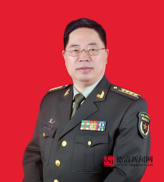 """毛益松:从烽火战场走进""""军中清华"""""""