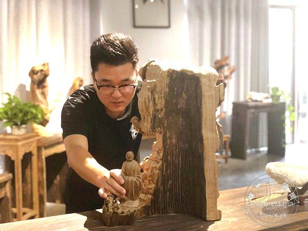 郑紫东:在刻刀与流年里守望