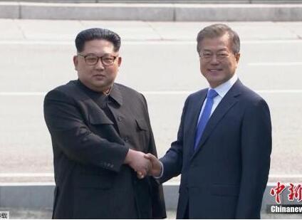 韩朝首脑本月将再会晤