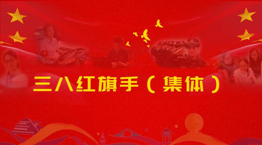 三八红旗手(集体)
