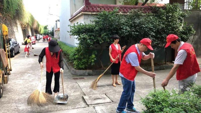 """9月份""""红立方""""志愿服务"""