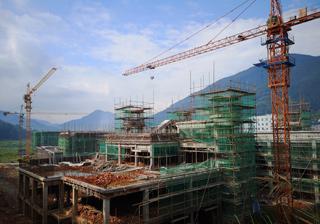 安南乡中心小学迁建项目预计明年7月完工