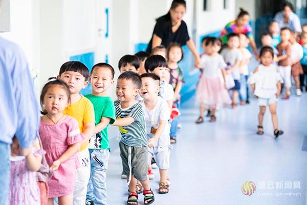 新碧实验幼儿园投入运营