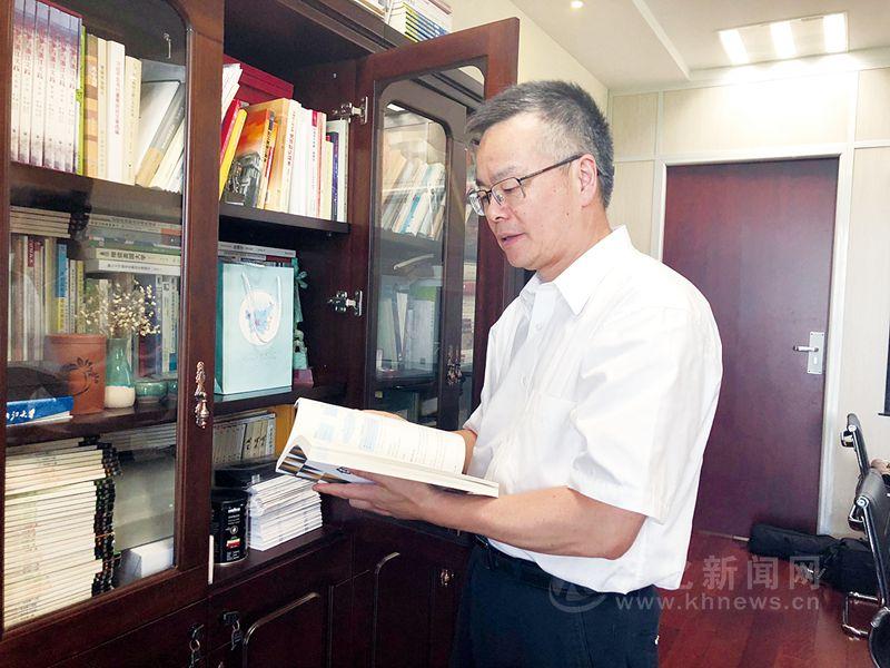 罗建红:从知青到浙大副校长