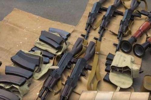 24部门联合打击整治枪爆违法犯罪
