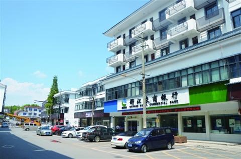 大洲镇:加快民生项目建设促进集镇环境提升