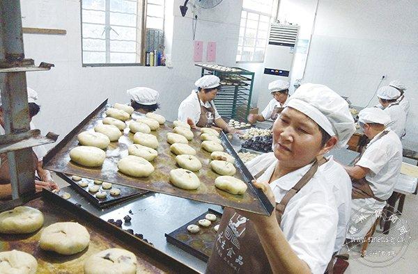 月饼生产进入旺季