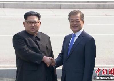 韩朝首脑明日